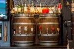 Back Bar tap handles